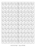 100 Heart Chart