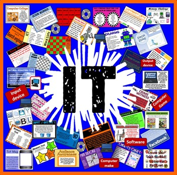 100 ICT GAMES ACTIVITIES STARTERS key stage 2 TEACHING RESOURCES COMPUTING