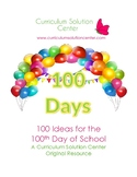100 Ideas for the 100th Day of School