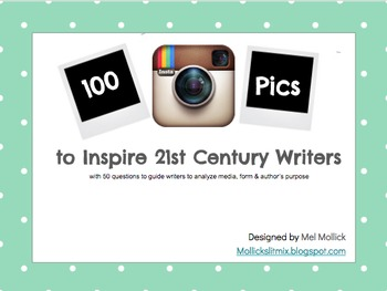 100 Instagram Pics to Inspire 21st Century Writers