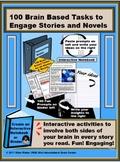 100 Interactive Brain Based Tasks for Any Novel or Short Story
