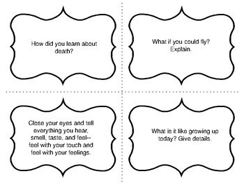 100 Journal Prompts on Task Cards (Aligned with the CCSS for grades 5-12)