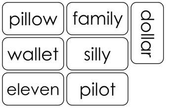 100 Letter L Word Articulation Flashcards.  Speech Flashcards