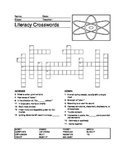 100 Literacy Crosswords With Answers