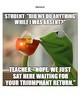 100+ Memes for the High School English Classroom