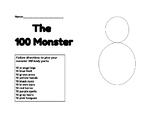 100 Monster