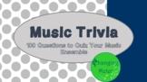 100 Music Trivia Questions