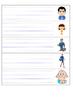 100 Noun Word Cards