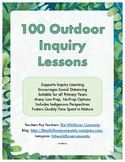 100 Outdoor Inquiry Lessons