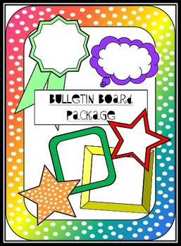 100-Pack! Basic Boarders Clip Art