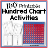"100 ""Printable Take & Go"" Hundred Chart Activities"