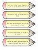100 Printable Pencil Writing Prompts