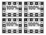 100% Punch Card Incentive for AR, KidBiz, tests, etc.
