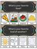 100 Question Graph Kit and Chart