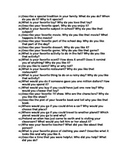 100 Question of the Day Writing Prompts for Second Graders