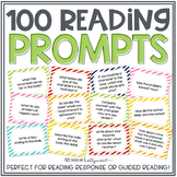 100 Reading Response Prompts
