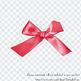 100 Real Bow Clip Arts, Realistic Bow, Bridal Shower Decor