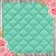 100 Real Upholstery Quilt Leather Digital Papers