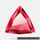100 Realistic Trillion Diamond Clip Arts, Wedding Diamond