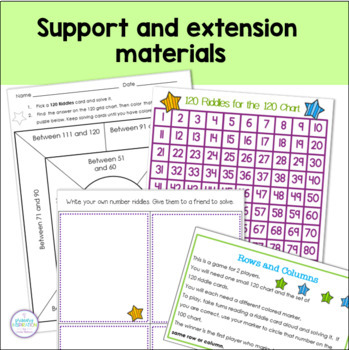 Third Grade Spiral Math Review Task Cards