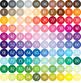 100 Seamless Heart Digital Papers, Valentine Digital Papers