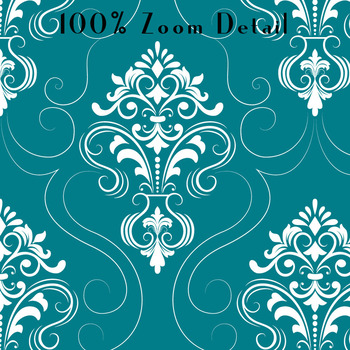 100 Seamless White Damask Papers Digital Papers