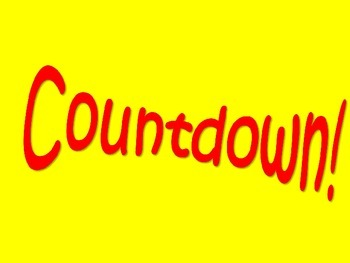 100 Second Countdown