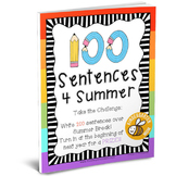100 Sentences 4 Summer Pack