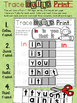 100 Sight Words Trace and Build Printables - Whimsy Worksh
