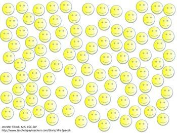100 Smileys for Reinforcement