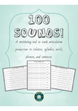 100 Sounds! (updated and expanded)