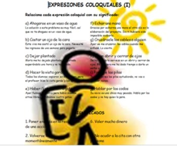 100 Spanish Colloquial Expressions with Keys