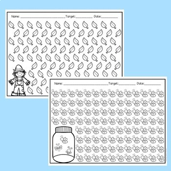 100 TRIALS - SEASONAL EDITION FOR  NO PREP SPEECH THERAPY
