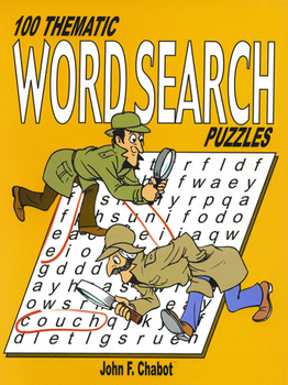 100 Thematic Word Search Puzzles