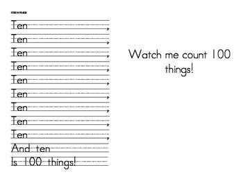 100 Things Book