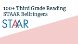 100+ Third Grade STAAR Reading Bellringers (use the previe