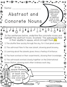 100 Third Grade Space Theme No Prep Language, Reading, Writing, & Math Work
