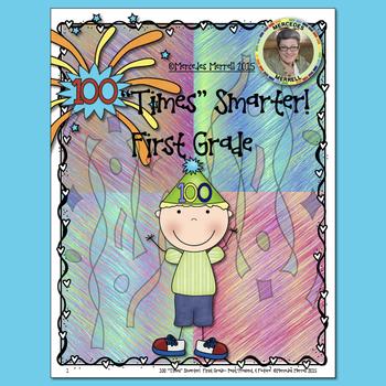 """100 """"Times"""" Smarter!  First Grade"""