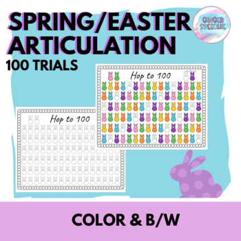 100 Trials Easter/ Spring