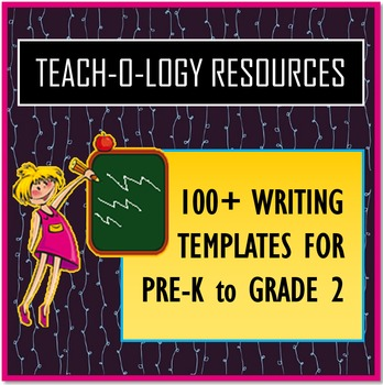 100+ WRITING TEMPLATES