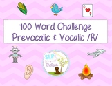 100 Word Challenge for R
