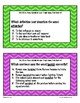 100 Words Every Middle Schooler Should Know Task Cards - Volume 1