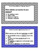 100 Words Every Middle Schooler Should Know Task Cards - Volume 4