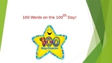 100 Words on 100th Day