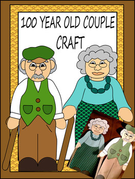 100 Year Old Couple CRAFT