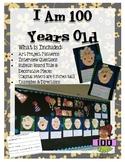 100 Years Old ~ Art Project & Bulletin Board
