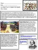 Hundred Years War: St. Crispin's Day Speech