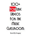 100+ YouTube Videos for the Music Classroom (and beyond!!!)