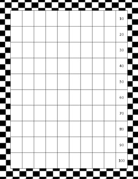 100 Chart   Number Scrolls   Number Grids