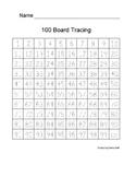 100 chart tracing.